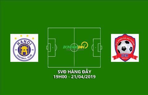 Hà Nội vs Hải Phòng link xem trực tiếp V-League tối nay ở đâu  hình ảnh