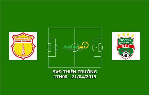Nam Định vs Bình Dương Xem trực tiếp VLeague 2019 chiều nay ở đâu hình ảnh