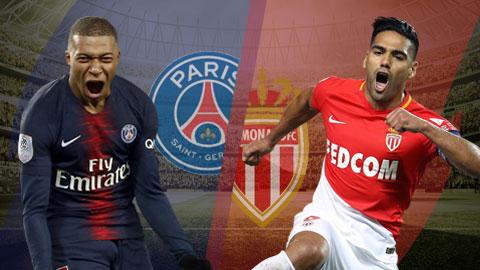 PSG vs Monaco 2h00 ngày 224 (Ligue 1 201819) hình ảnh