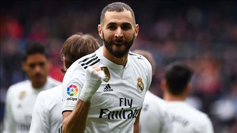 Benzema lập kỷ lục chưa từng xuất hiện ở Real hình ảnh