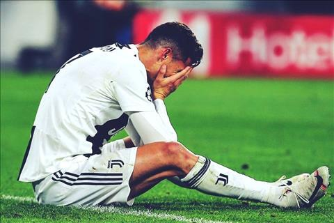 Cristiano Ronaldo Đâu là sườn dốc của kẻ chinh phục vĩ đại hình ảnh