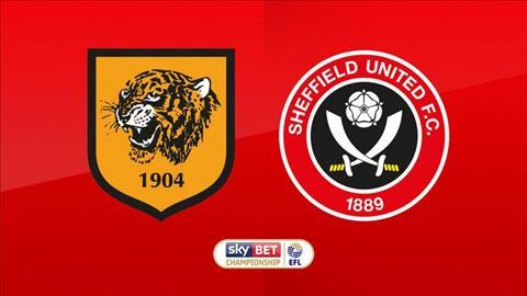 Hull vs Sheffield Utd 21h00 ngày 224 (Hạng nhất Anh 201819) hình ảnh