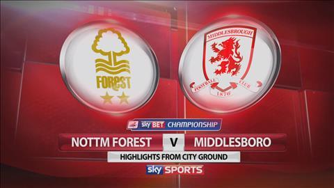 Nottingham vs Middlesbrough 21h00 ngày 224 (Hạng nhất Anh 201819) hình ảnh