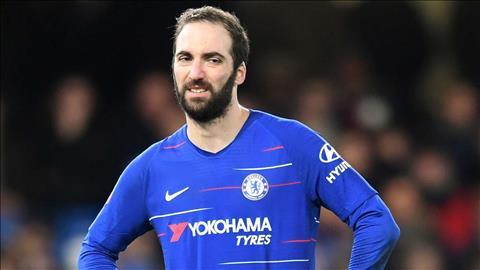 West Ham đề nghị mượn Gonzalo Higuain của Juventus hình ảnh