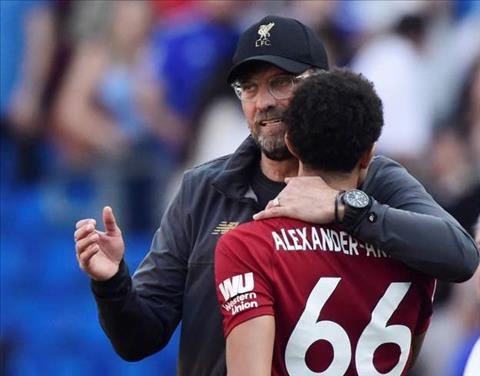 HLV Klopp khen ngợi cầu thủ Liverpool sau trận thắng Cardiff hình ảnh