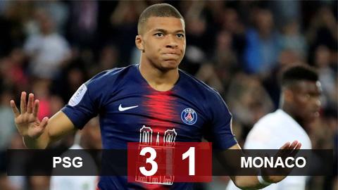 Video bàn thắng kết quả PSG vs Monaco 3-1 Ligue 1 201819 hình ảnh