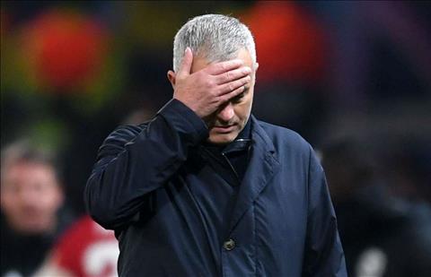 HLV Jose Mourinho trách móc BLĐ MU hình ảnh