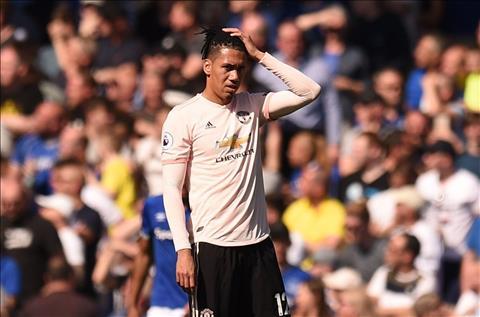 MU lập kỉ lục buồn trong thất bại trước Everton hình ảnh