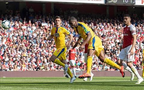 Những thống kê đáng nhớ sau trận đấu Arsenal 2-3 Crystal Palace hình ảnh