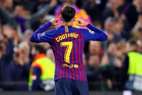 Neymar muốn PSG chiêu mộ Philippe Coutinho từ Barcelona hình ảnh