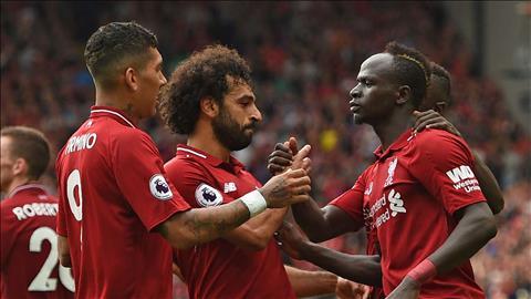 Klopp khen ngợi bộ ba tấn công của Liverpool hình ảnh