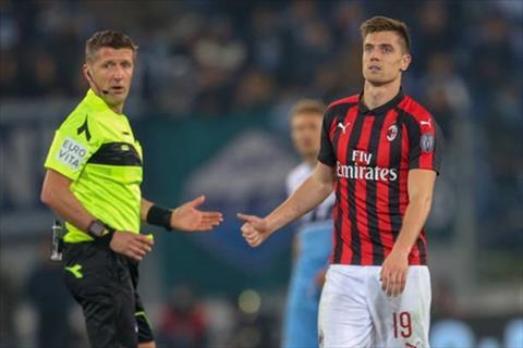 AC Milan vs Lazio 1h45 ngày 254 (Coppa Italia 201819) hình ảnh