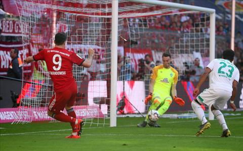Bremen vs Bayern Munich 1h45 ngày 254 (Cúp quốc gia Đức 201819) hình ảnh