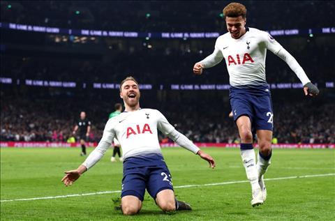 Tottenham bán Christian Eriksen cho MU nếu hình ảnh
