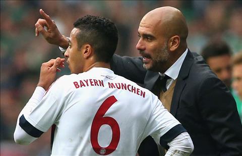 Bayern Munich vẫn áp dụng triết lý của Pep Guardiola hình ảnh