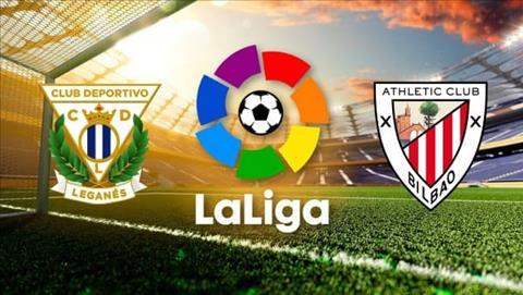Leganes vs Bilbao 1h30 ngày 254 (La Liga 201819) hình ảnh
