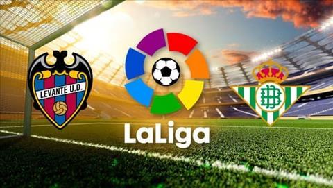 Levante vs Betis 2h30 ngày 254 (La Liga 201819) hình ảnh