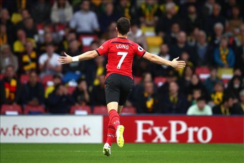 Tiền đạo Shane Long lập kỷ lục ghi bàn nhanh nhất Premier League hình ảnh