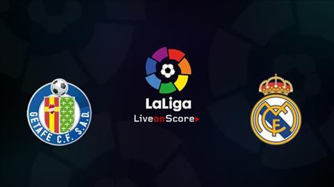 Getafe vs Real Madrid 2h30 ngày 264 (La Liga 201819) hình ảnh