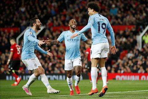 Man City thang M.U