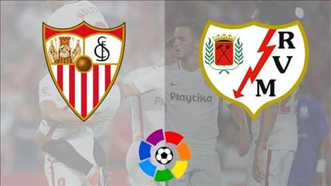 Sevilla vs Vallecano 0h30 ngày 264 (La Liga 201819) hình ảnh