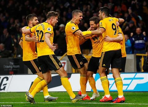 Thống kê Wolves vs Arsenal - Đá bù vòng 31 Ngoại hạng Anh 201819 hình ảnh