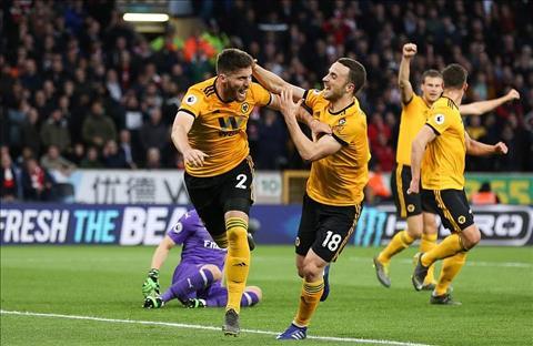 Wolves danh bai Arsenal