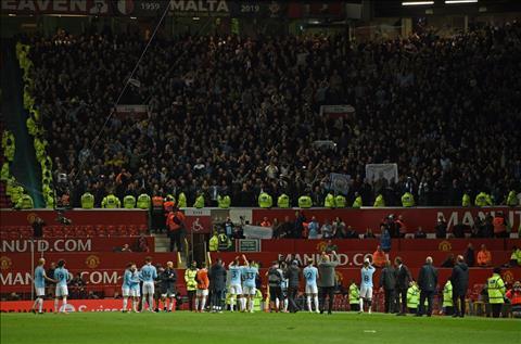 Man City thang 2-0 M.U tai Old Trafford