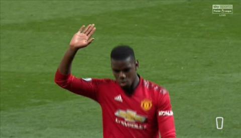 Paul Pogba xin lỗi NHM sau trận thua Man City hình ảnh