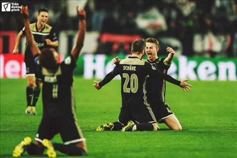 Ajax Amsterdam: Bi mat dang sau hanh trinh ki dieu