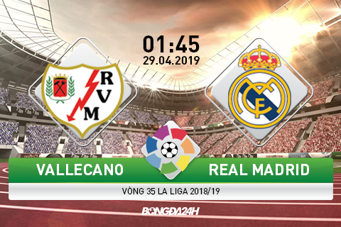 Preview Vallecano vs Real Madrid