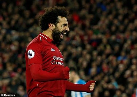 Salah hẹn tái đấu Man City  hình ảnh