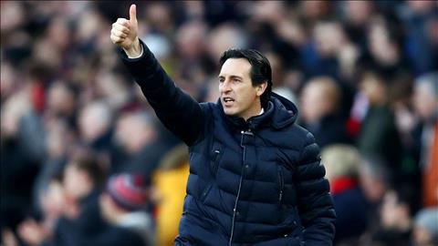 HLV Emery đặt mục tiêu không tưởng cho Arsenal hình ảnh