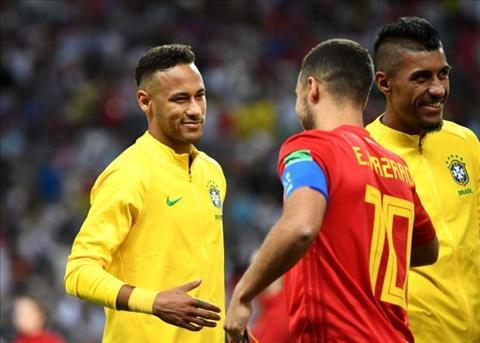Neymar noi ve viec Hazard sap toi Real Madrid