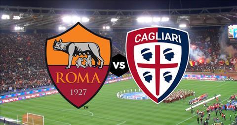 Roma vs Cagliari 20h00 ngày 610 Serie A 201920 hình ảnh