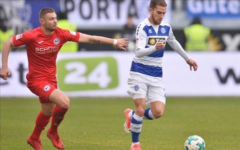 Duisburg vs Bielefeld 1h30 ngày 304 (Hạng 2 Đức 201819) hình ảnh