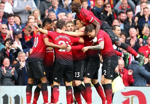 M.U 1-1 Chelsea Mata ghi ban