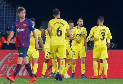 Song bang no luc tuyet voi de dua tru hang, Villarreal da thang lai 4-2