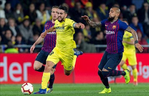 Barca hòa quả cảm Villarreal Sự thiếu hoàn hảo đầy thú vị hình ảnh 2