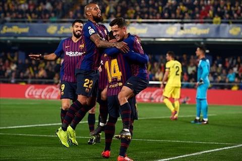 Dư âm Villarreal 4-4 Barca Sự thiếu hoàn hảo đầy thú vị hình ảnh