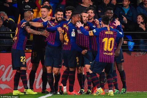 Dư âm Villarreal 4-4 Barca Trên bảo, dưới không nghe hình ảnh 2