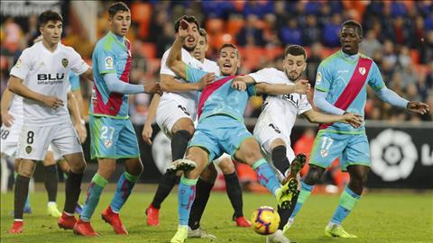 Eibar vs Vallecano 1h30 ngày 44 (La Liga 201819) hình ảnh