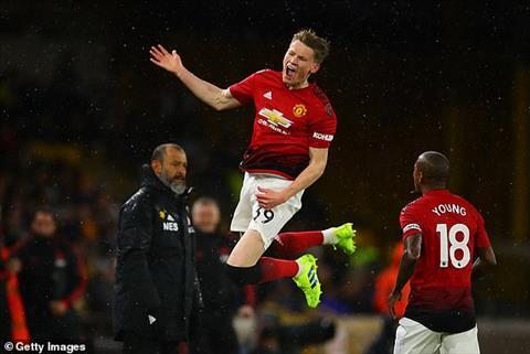 Tiền vệ McTominay trận MU 0-1 Barca Điểm sáng hiếm hoi Quỷ Đỏ hình ảnh