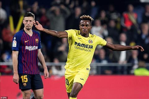 Lenglet vs Villarreal