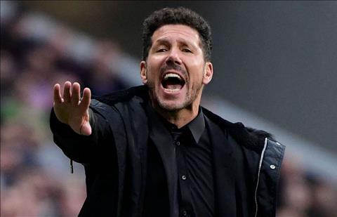 Diego Simeone phát biểu sau trận Atletico 2-0 Girona hình ảnh