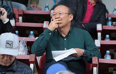 HLV Park Hang Seo chưa quyết định triệu tập cầu thủ Việt kiều vào hình ảnh