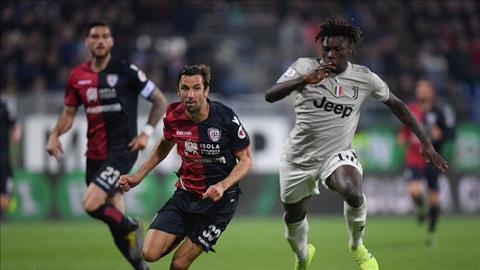 Kết quả trận đấu Cagliari vs Juventus 0-2 Serie A 201819 hình ảnh