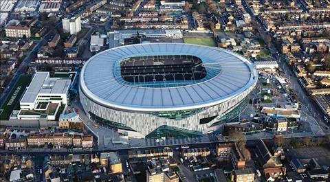 Darren Anderton nói về SVĐ mới của Tottenham hình ảnh