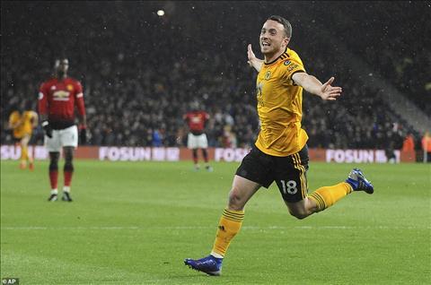 Wolves 2-1 MU HLV Nuno Santo đá đểu bại tướng Quỷ Đỏ hình ảnh