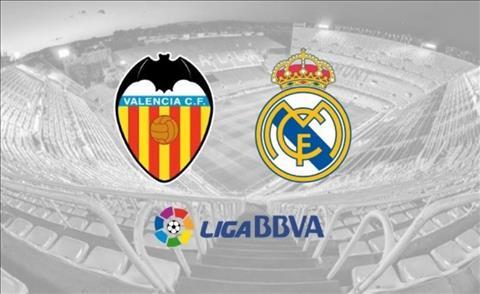 Xem trực tiếp Valencia vs Real Madrid hôm nay ở kênh sóng nào  hình ảnh